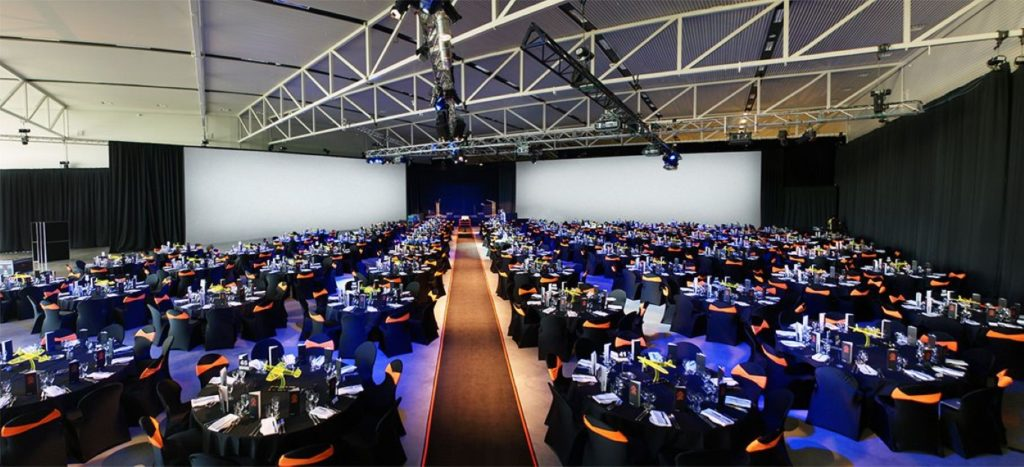Conference and Events Hall
