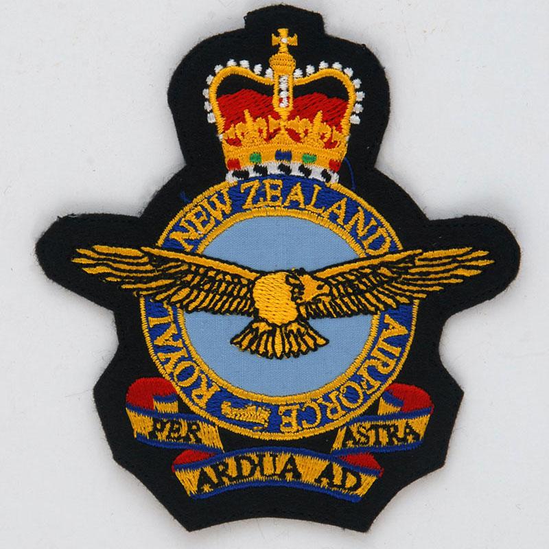 RNZAF Crest Patch - Large