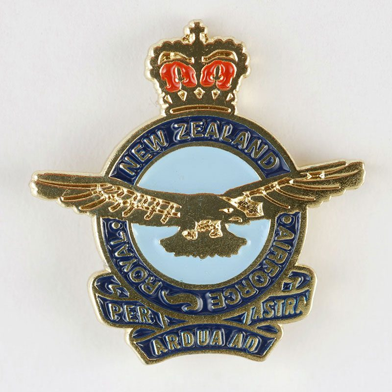 air force 1 metal emblem nz