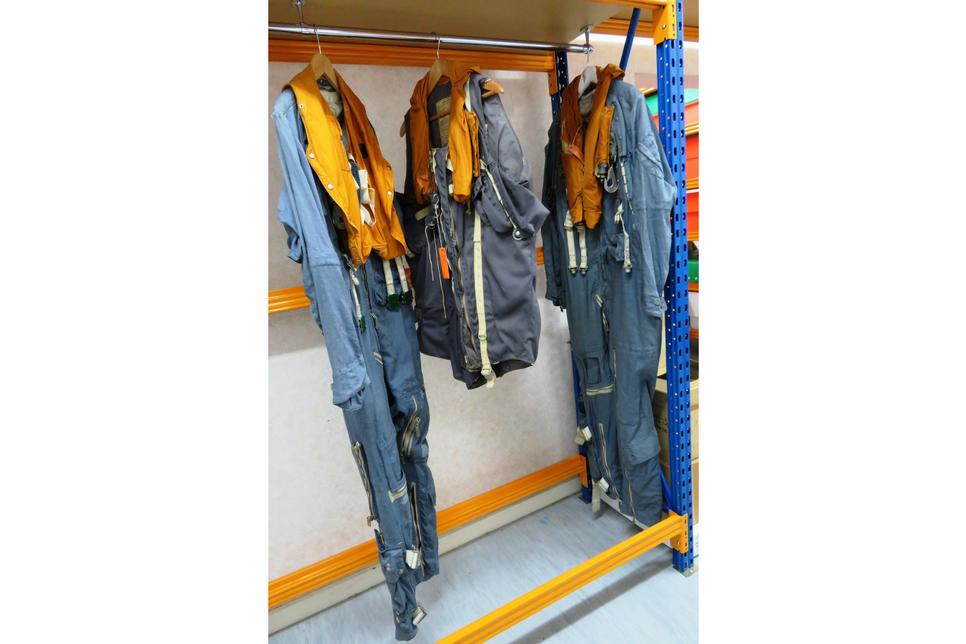 Clothing Store_Preparing Uniforms_AFM
