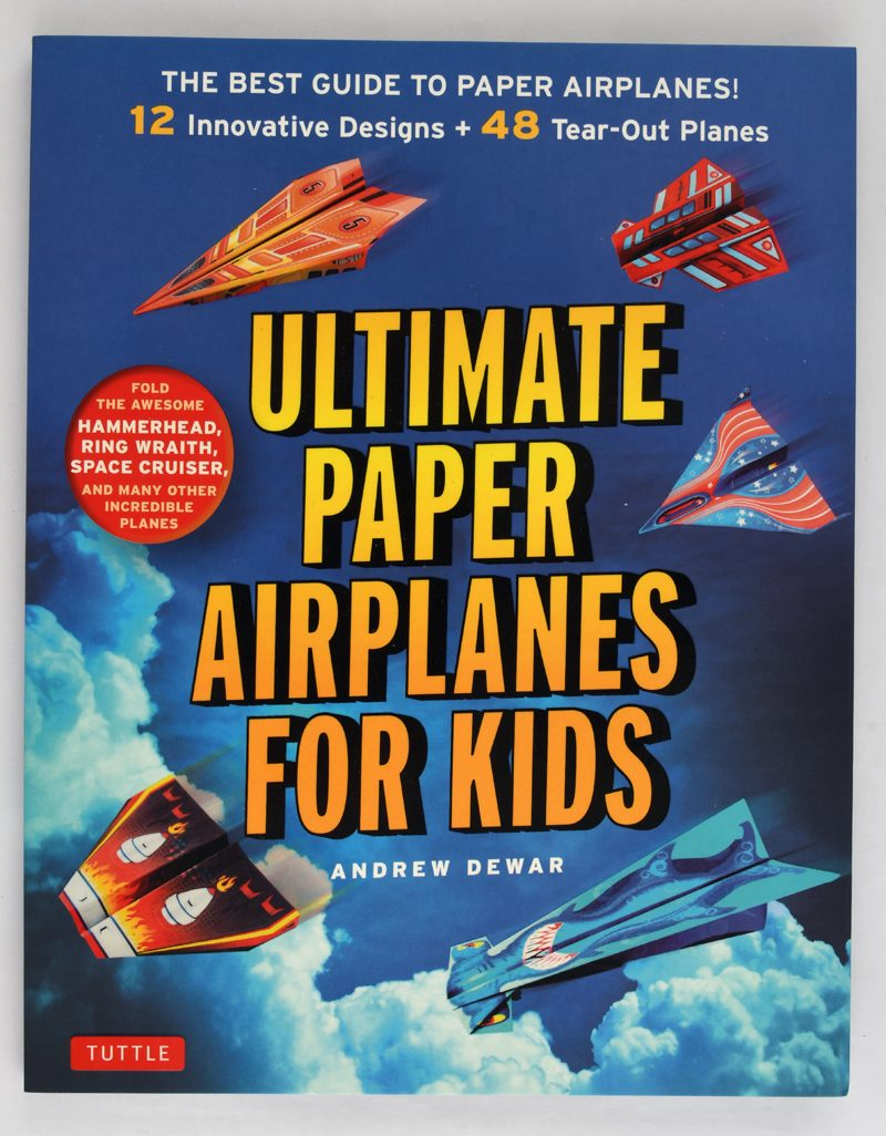 ultimate paper airplanes for kids air force museum
