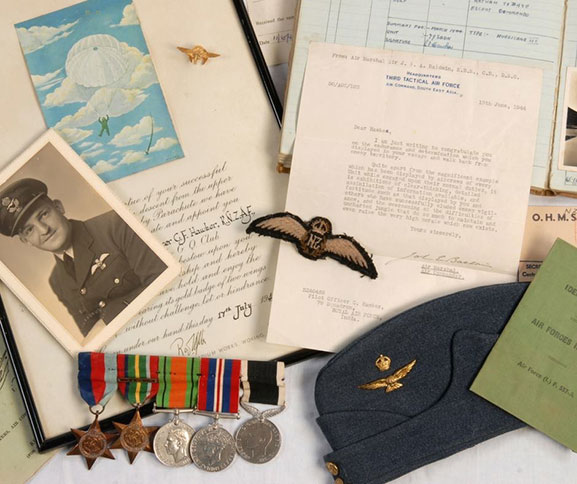 Personal-Collection-of-Flying-Officer-Cecil-Frank-Hawker---donated-by-his-family_web