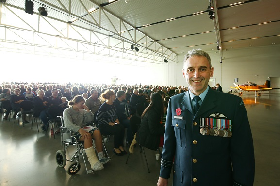 Air Force Museum - Anzac Day