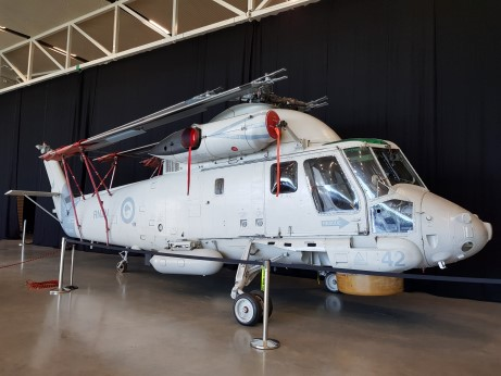 Kaman Seasprite SH-2F NZ3442