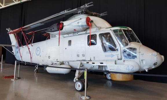 Kaman Seasprite SH-2F NZ3442.