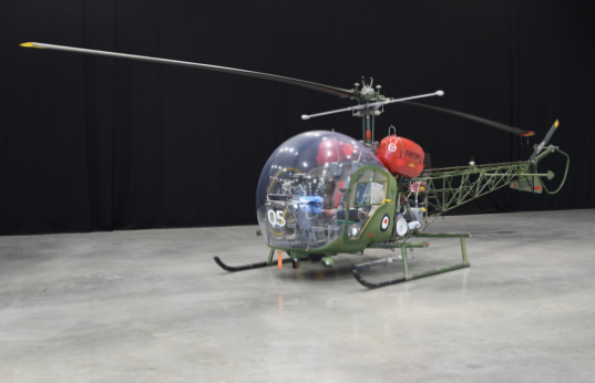 Sioux_Air Force Museum of New Zealand