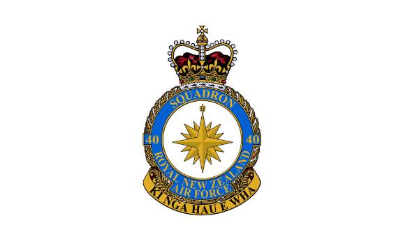No. 40 Squadron RNZAF