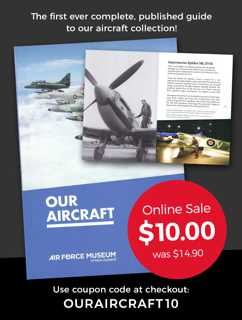 Featured Book - Our Aircraft