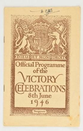 celebrations flyer