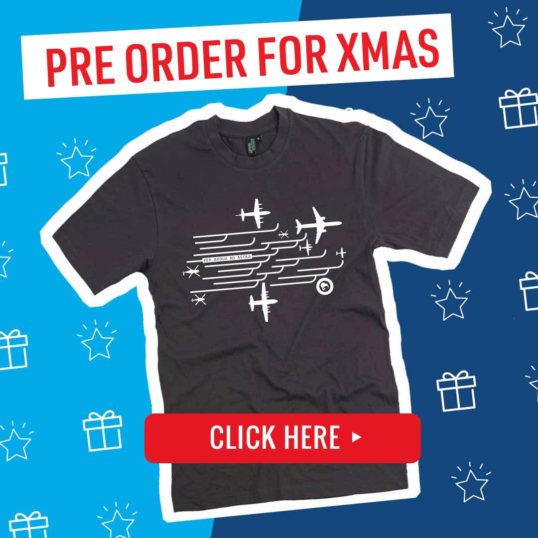 Preorder Current Fleet T-Shirt