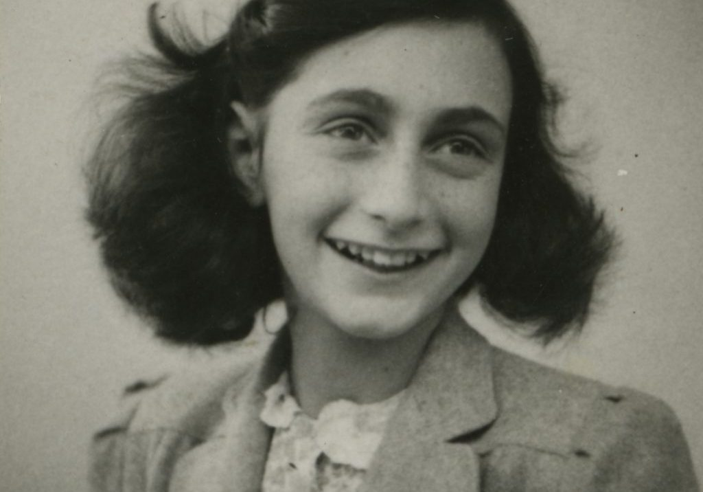 Anne Frank. Image courtesy of photo collection of the Anne Frank Stichting (Amsterdam).